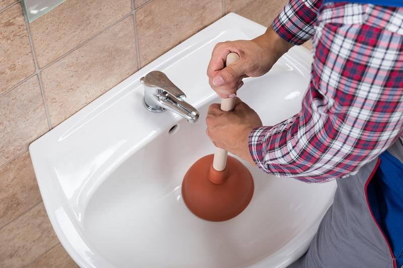 Blocked Bathroom Drains