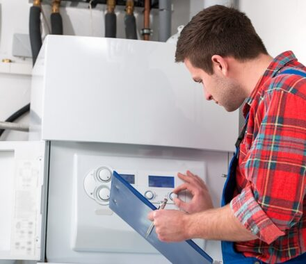 gas heater repair