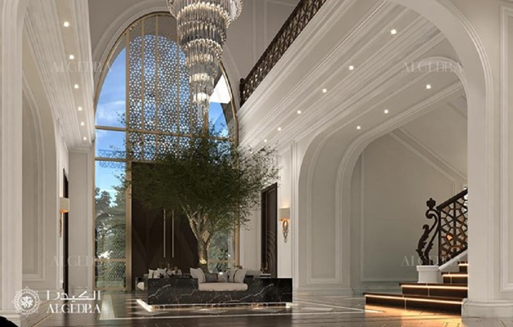 entrance interior design
